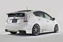 Губа. Toyota Prius, ZVW30, ZVW30L, NHW20 Двигатели: 2ZRFXE, 1NZFXE