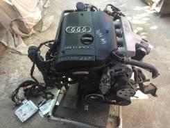 Двигатель в сборе. Volkswagen Passat Audi A4, B5, B6 Двигатели: AWM, AWT