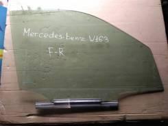 Стекло боковое. Mercedes-Benz ML-Class, W163