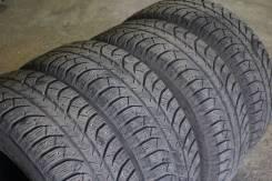 Bridgestone Ice Cruiser 7000. Зимние, шипованные, износ: 20%, 4 шт