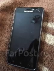 Lenovo S820. Б/у