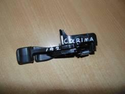Ручка открывания багажника. Toyota Carina, AT192 Двигатель 5AFE