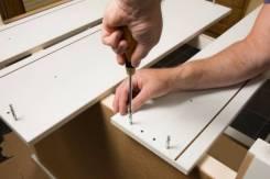 Ремонт корпусной мебели: замена фурнитуры, пишите на WhatsApp