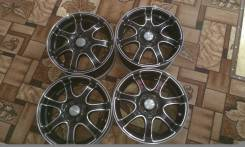 Литые диски R15. 6.5x15, 4x100.00, ET50