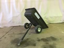 Прицеп для квадроцикла садовый. Г/п: 350 кг., масса: 70,00кг. Под заказ