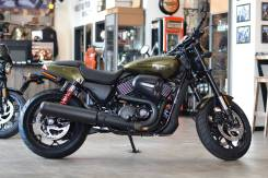 Harley-Davidson Street Rod. 750 куб. см., исправен, птс, без пробега