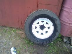 Off-Road-Wheels. 7.0x15, 5x139.70, ET-5, ЦО 110,0мм.