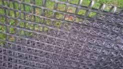 Решетки газонные.