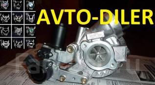 Турбина. Toyota Land Cruiser Двигатель 1VDFTV