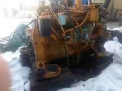 Двигатель в сборе. Komatsu
