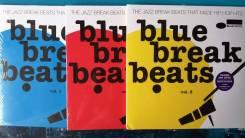 6LP, JAZZ Limited Edition, BLUE Break Beats , UK & Europe , M/M