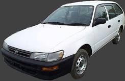 Toyota Corolla. EE106, 2EFE