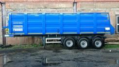Bodex. Продам полуприцеп самосвальный KIS 3W-S, 39 000 кг.
