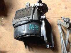 Корпус моторчика печки. Toyota Sprinter Carib, AE95G, AE95