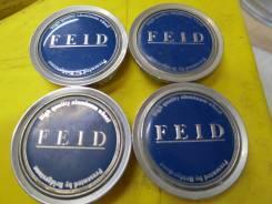 """Колпачки FEID. Заглушки для литья. Крышки на ЦО дисков. (К003). Диаметр 16"""", 4 шт."""