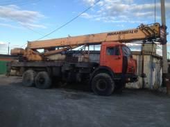 Ивановец КС-45717К-3Р. Камаз Автокран КС-45717К-3Р, 10 850 куб. см., 25 000 кг., 31 м.