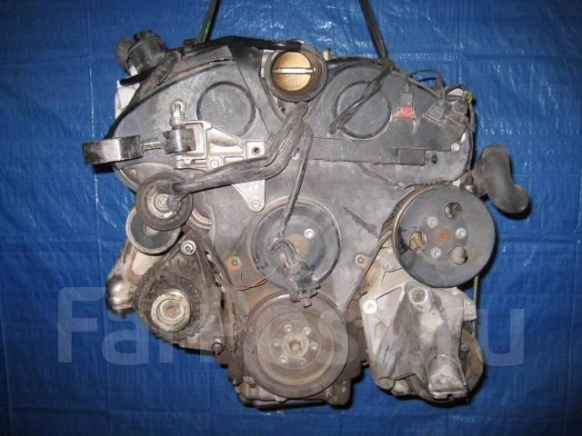 Контрактный двигатель Opel Omega Vectra 2.5 i X25XE Опель Омега Вектра