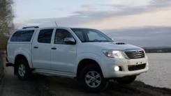 Toyota Hilux. KUN25L, 2KDFTV