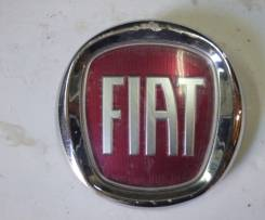 Эмблема решетки. Fiat Albea