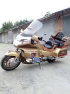 Honda Gold Wing. 1 500 куб. см., исправен, птс, с пробегом