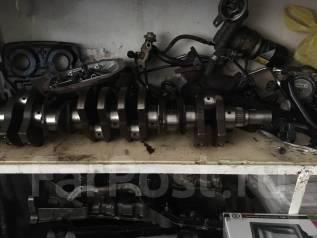 Двигатель в сборе. Toyota Aristo Двигатель 2JZGTE