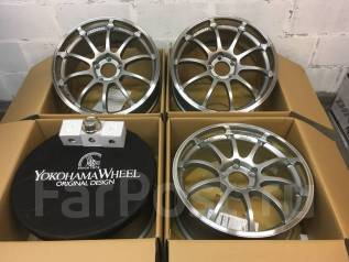 Advan Racing RS-D. 8.0x18, 5x114.30, ET45, ЦО 74,0 мм.