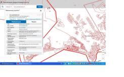 Земельный участок в п. Волчанец. 1 766 кв.м., аренда, от агентства недвижимости (посредник). Схема участка