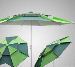 Зонт пляжный поворотный 1,8 м. Под заказ