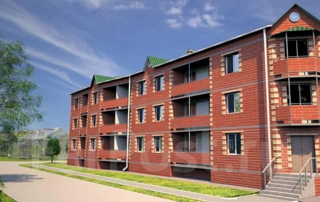 2-комнатная, улица Морошковая 17. Железнодорожный, агентство, 40,0кв.м.