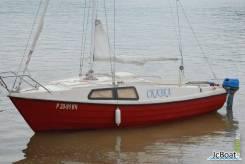 """Продам парусную яхту """"Ассоль"""". Год: 1984 год"""