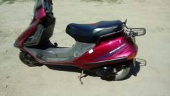 Honda Spacy 125. 124 куб. см., исправен, птс, с пробегом. Под заказ