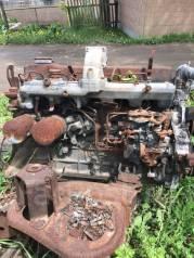Двигатель в сборе. Nissan Safari Двигатель TD42T