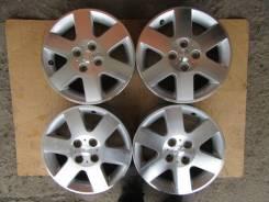 Daihatsu. 4.5x15, 4x100.00, ET45, ЦО 53,0мм.