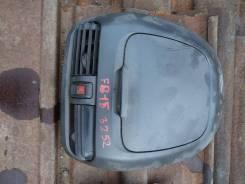 Кнопка включения аварийной сигнализации. Nissan Sunny, SB15, FNB15, QB15, FB15, JB15, B15 Nissan AD, VGY11, WHY11, WHNY11, VY11, WPY11, VENY11, WFY11...