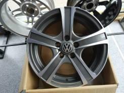 Volkswagen. 6.0x15, 5x100.00, ET38.5, ЦО 57,1мм.