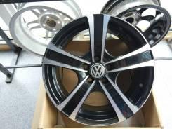Volkswagen. 6.5x16, 5x100.00, ET46, ЦО 67,1мм.