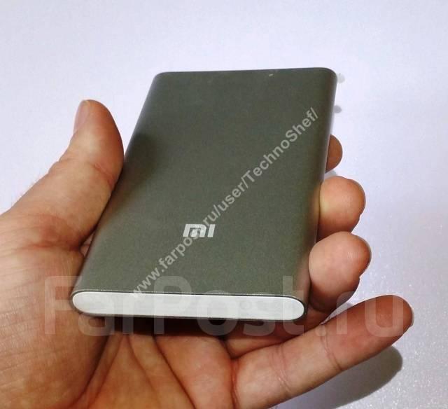портативный аккумулятор Xiaomi Mi Power Bank 5000 Mah оригинал