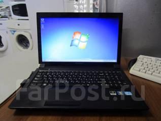 """Lenovo B570. 15.6"""", 2,3ГГц, ОЗУ 4096 Мб, диск 500 Гб, WiFi, Bluetooth"""