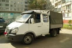 ГАЗ 33023. , 2 400 куб. см., 1 500 кг.