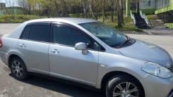 Nissan Tiida Latio. автомат, 4wd, 1.5 (109 л.с.), бензин, 136 000 тыс. км