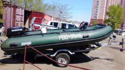 Suzuki. Год: 2012 год, длина 4,20м., двигатель подвесной, 40,00л.с., бензин