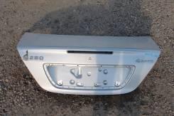 Крышка багажника. Mercedes-Benz C-Class, W203 Mercedes-Benz W203