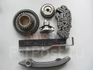 Цепь ГРМ. Mitsubishi: 1/2T Truck, L200, Pajero, Delica, Nativa, Montero, Montero Sport, Pajero Sport, Challenger Двигатель 4M40