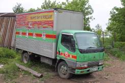 Mitsubishi Canter. Парадам грузовик, 4 300куб. см., 2 200кг.