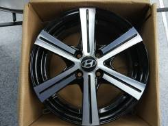 Hyundai. 6.0x15, 4x100.00, ET45, ЦО 60,1мм.