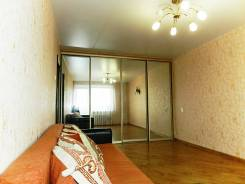 1-комнатная, улица Постышева 10. Центр, агентство, 32кв.м. Комната