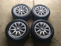 Колёса R15 5 100 + Bridgestone Ecopia ex10 205 65 15 (1001739). 6.5x15 5x100.00 ET-40