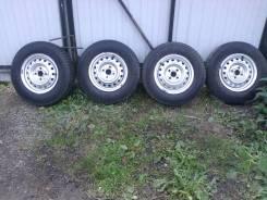 Продам 4 зимние шины Dunlop с дисками