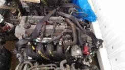 Двигатель в сборе. Toyota Corolla Fielder, NZE141G, NZE141, NZE144G, NZE144 Двигатель 1NZFE