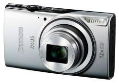 Canon Digital IXUS 285 HS. 20 и более Мп, зум: 12х